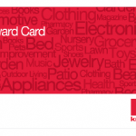 Kmart Award Card