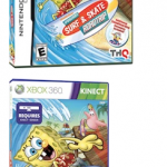 SpongeBob Surf & Skate Roadtrip Now Available on XBox Kinect & Nintendo DS!
