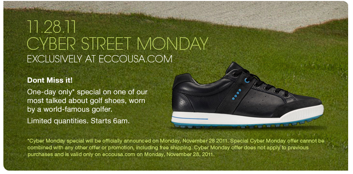 Ecco golf lux discount coupons