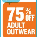 Save 75% Off on Outerwear at Old Navy Today!