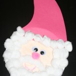 Christmas Craft: Paper Plate Santa Perfect for Preschool and School Aged Children