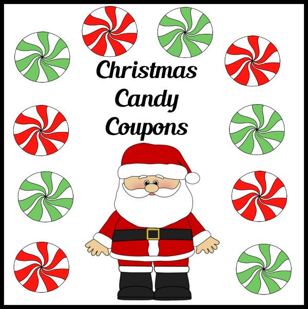 photo relating to Printable Candy Coupons identify Conserve upon Xmas Sweet with Printable Coupon codes!