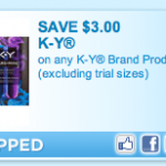 Free KY at Walmart (Better than Free Actually)
