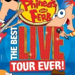 Disney's Phineas and Ferb: The Best LIVE Tour Ever Atlanta Ticket Giveaway