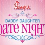 Register for the February 4th Daddy Daughter Date Night at Chic-fil-A