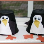 Crafty Tuesday: Plastic Cup Penguin