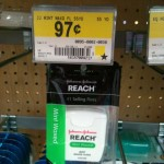 free reach floss at walmart