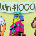 Woohoo!  Swagbucks is Giving Away Four $1,000  Prizes | Start Your Swagbucks Account with 140 Points!