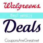 Walgreens Deals April 29th to May 5th – Starbucks, U by Kotex, One Touch