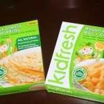 Kidfresh Natural Frozen Dinners for Kids Free Product Coupon Giveaway (ends 03/10)