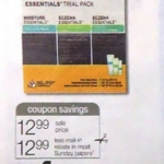 Walgreens: $5 Money Maker on Neosporin Essentials Trial Pack starting March 18