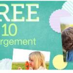walgreens 8x10 freebie