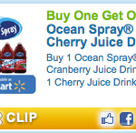 Ocean Spray Printable Manufacters Coupon