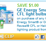 Brighten Up with Free GE Lightbulbs at Target