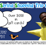 Cellfire Spring Shopping Trip Giveaway