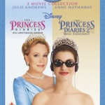 Princess Diaries DVD/Blu-Ray Giveaway (Ended)