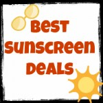 best sunscreen deals