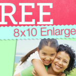 free walgreens enlargement
