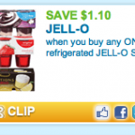 Hot!  High Value Printable Jell-O Coupon