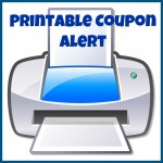 printable coupon alert