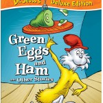 Dr. Seuss Green Eggs and Ham Other Stories Deluxe Edition 2D Box Art_Blu-ray