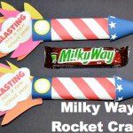 Blast Into a New School Year with a Milky Way Rocket Craft – Free Download!