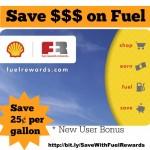 save with fuel rewards