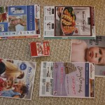 Sunday Coupons: 4 Coupon Inserts on July 29