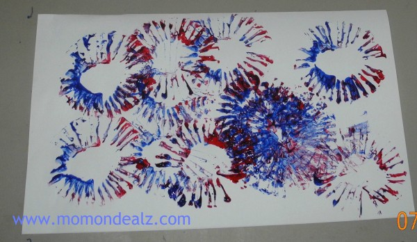 Patriotic crafts for memorial day 4th of july and for Veterans day crafts for preschoolers