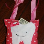 tooth fairy pillow with money