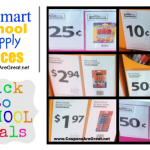 walmart school supply price list