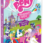 My Little Pony Wedding DVD