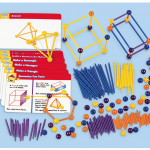 Lakeshore Build & Learn Geometry Kit