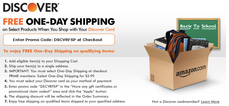 Amazon coupon code free shipping