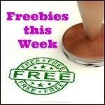 freebies this week