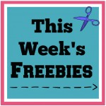 freebies this week