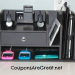 Crafty Tuesday: Create an iPod Charging Station
