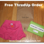 ThredUp: Free Clothing + Free Shipping with $10 Credit