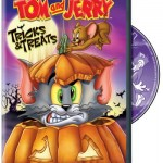 Tom and Jerry: Tricks and Treats Now Available on DVD