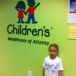 Six Years Old with Headaches….MRI Complete