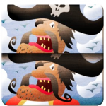 Free Amazon Android App – Find the Differences: Pirates