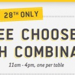 Romano's Macaroni Gril Free Choose 2 Lunch Combo Today