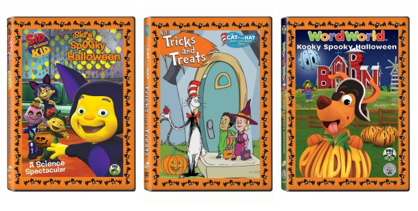 Pbs Kids Halloween Dvd.Pbs Kids Halloween Dvd Giveaway Win Three Dvd S Ends 11 04