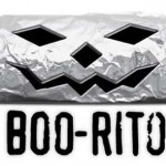 "Chipotle Halloween ""Boo-rito"" Only $2"