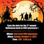 CVS Halloween Party Plus CVS Freebies
