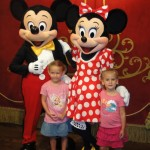 disney world mickey minnie