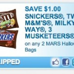 Coupons for Halloween Candy: Save on MARS