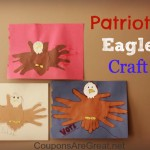 patriotic eagle craft
