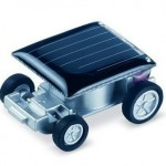 smallest solar powered car