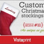 Personalized Christmas Stocking Only $7.99